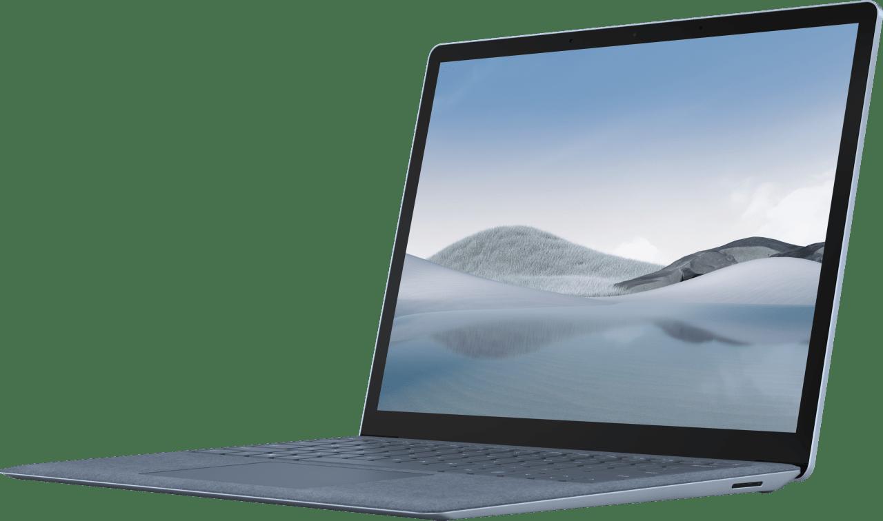 Ice Blue (Alcantara) Microsoft Surface Laptop 4 Laptop - Intel® Core™ i5-1145G7 - 8GB - 512GB SSD - Intel® Iris® Plus 950 Graphics.2