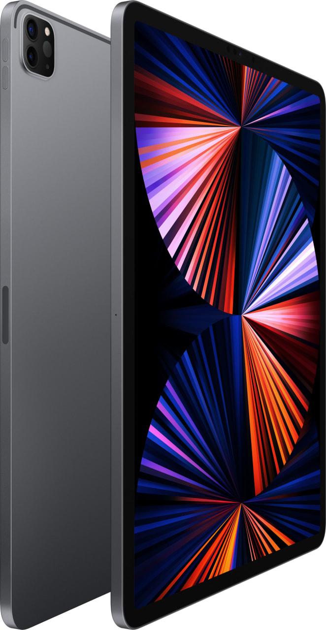 """Space Gray Apple 12.9"""" iPad Pro WiFi + 5G 512GB (2021).2"""