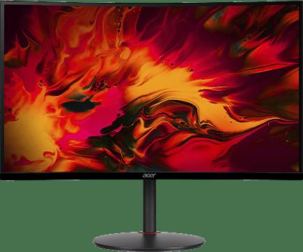 "Black / Red Acer - 27"" Nitro XZ270UP UM.HX0EE.P15.1"