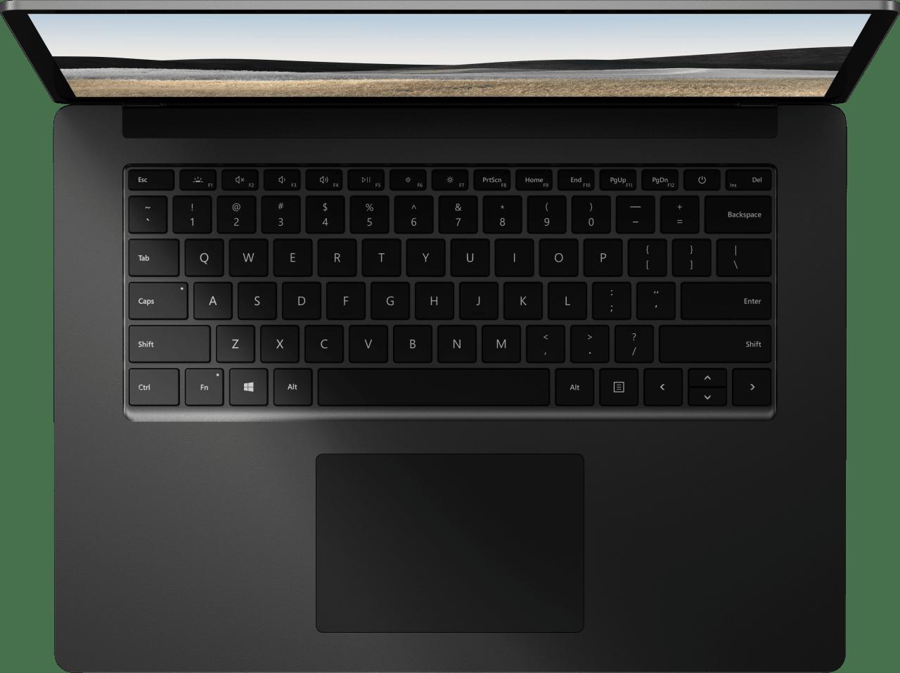 Black (Metal) Microsoft Surface Laptop 4 Laptop - Intel® Core™ i7-1185G7 - 32GB - 1TB SSD - Intel® Iris® Plus 950 Graphics.3