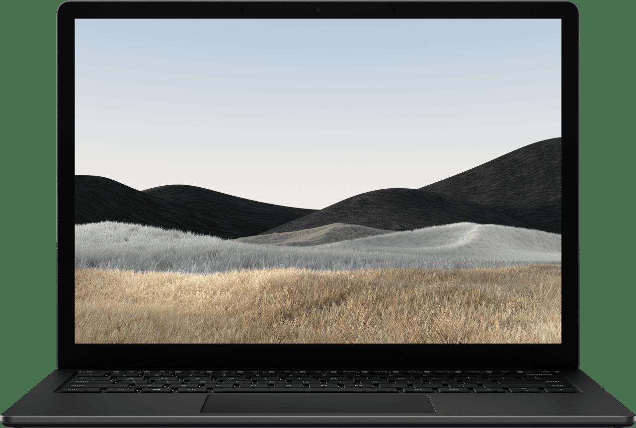 Schwarz (Metall) Microsoft Surface Laptop 4 Notebook - AMD Ryzen™ 7 4980U - 16GB - 512GB SSD - AMD Radeon™ Vega RX 11.1