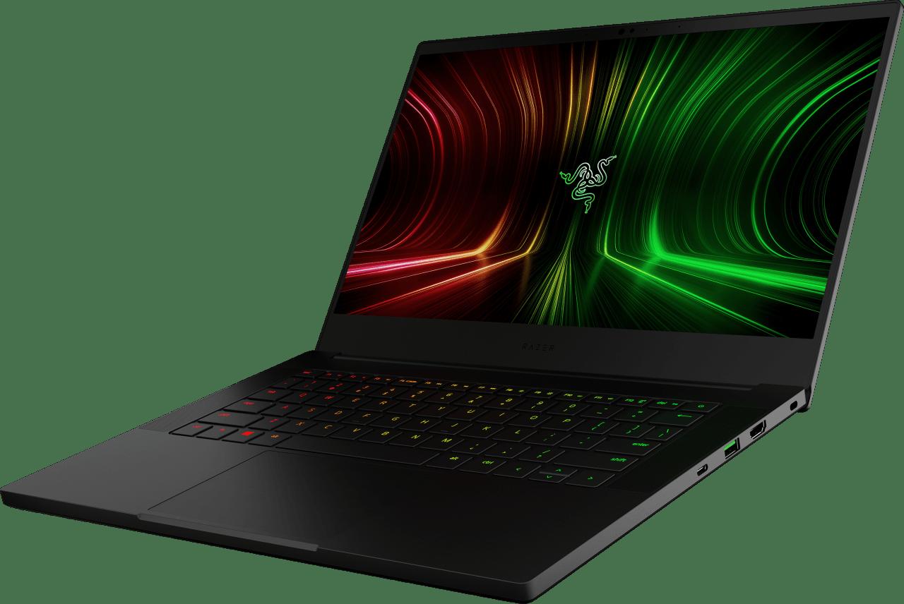Schwarz Razer Blade 14 (Mid 2021) - Gaming Notebook - AMD Ryzen™ 9 5900HX - 16GB - 1TB SSD - NVIDIA® GeForce® RTX 3080 (8GB).2