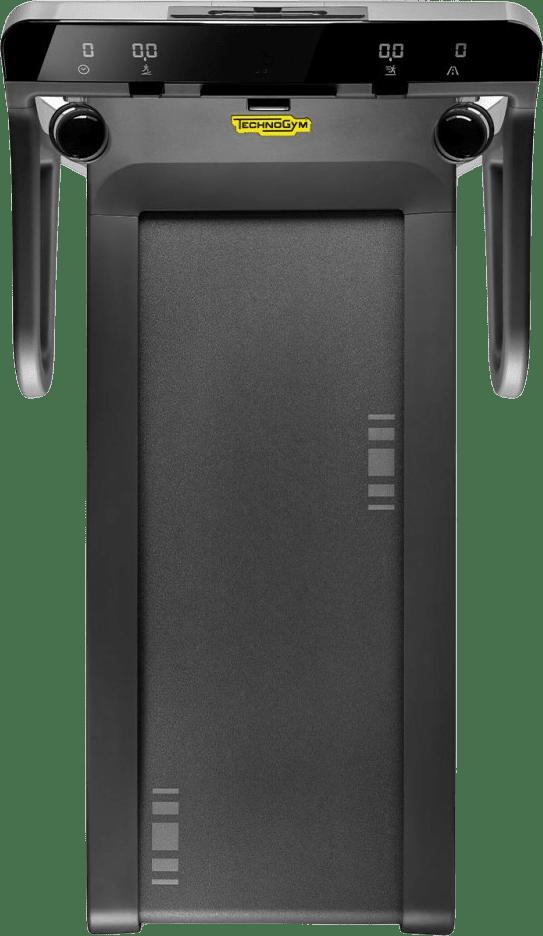 Dark Pearl Grey Technogym Laufband MyRun.3