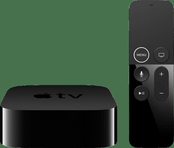 Schwarz Apple 4K TV 32GB.1