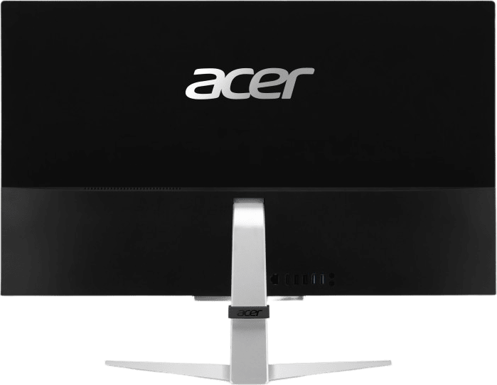 Silver Acer Aspire C27-962 All-in-One - Intel® Core™ i5-1035G1 - 16GB - 1TB SSD - NVIDIA® GeForce® MX130 (2GB).3