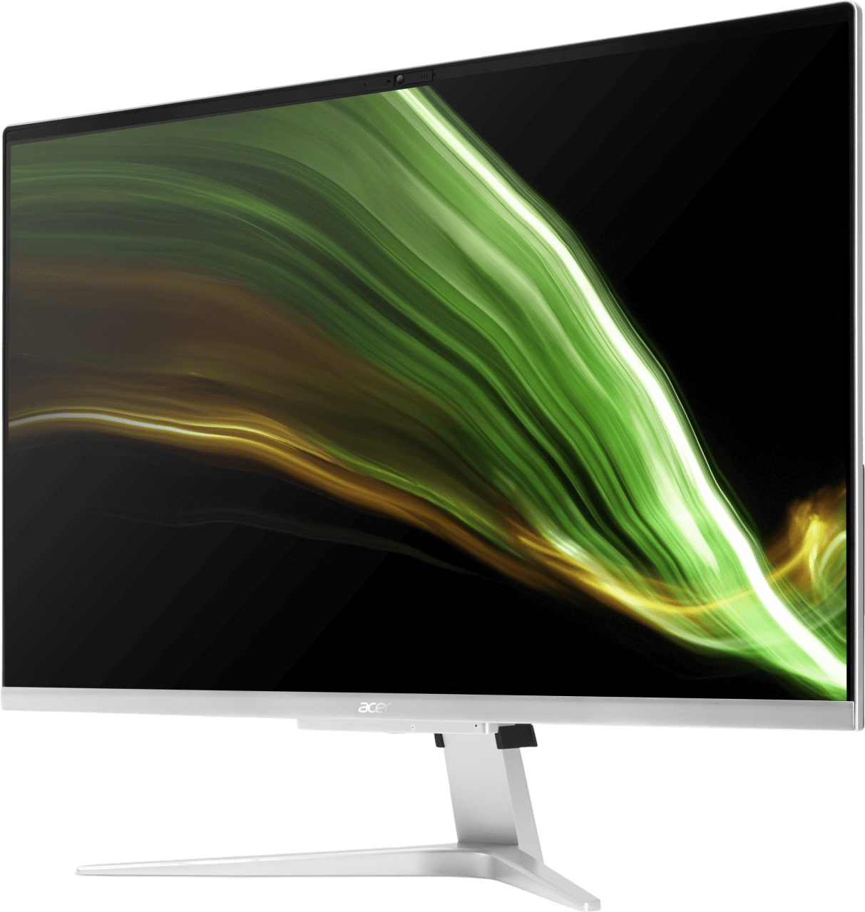 Silver Acer Aspire C27-1655 All-in-One - Intel® Core™ i7-1165G7 - 16GB - 1TB SSD - NVIDIA® GeForce® MX330.2