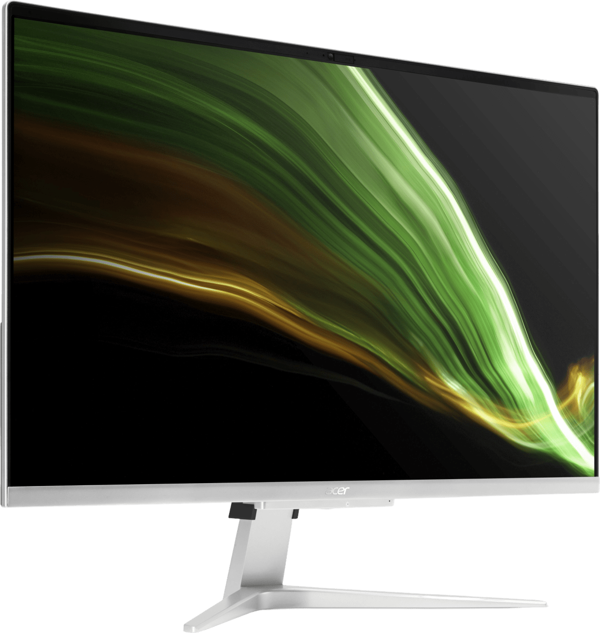 Silver Acer Aspire C27-1655 All-in-One - Intel® Core™ i7-1165G7 - 16GB - 1TB SSD - NVIDIA® GeForce® MX330.4