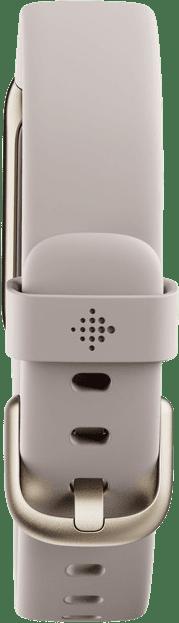 Weiches Gold / Mondweiß Fitbit Luxe Premium Aktivitäts-Tracker.3