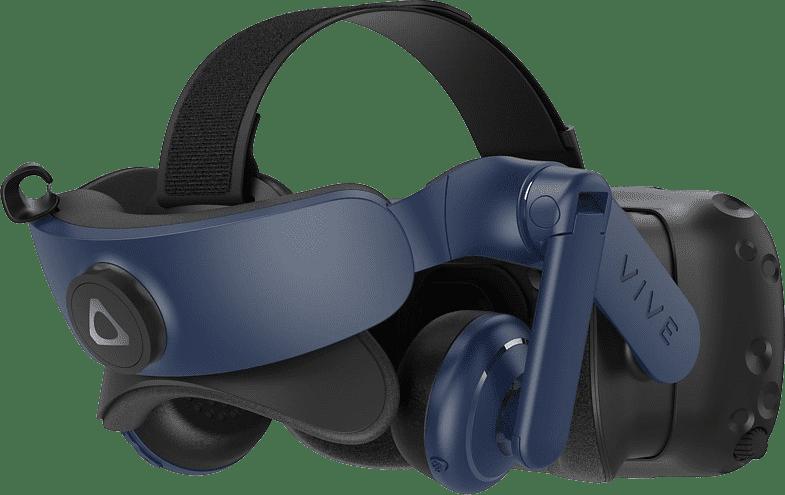 Zwart HTC Vive Pro 2 Virtual Reality Headset.3