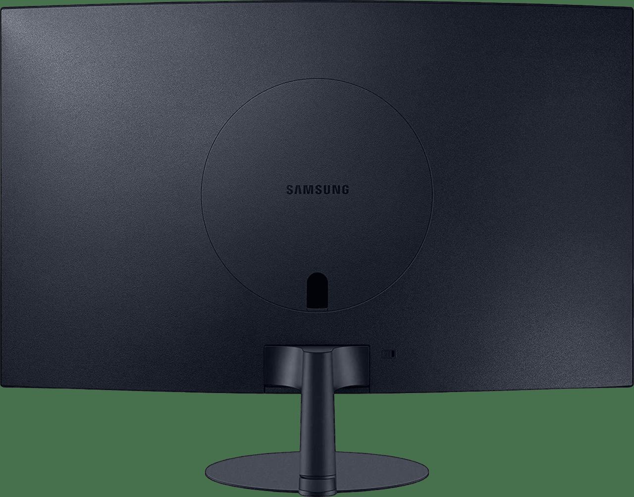 "Dark Blue / Black Samsung - 32"" C32T550FDR LC32T550FDRXEN.3"