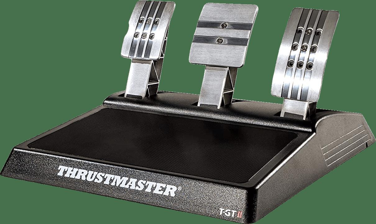 Zwart Thrustmaster T-GT II Racing Stuur + 3 pedaalset.5