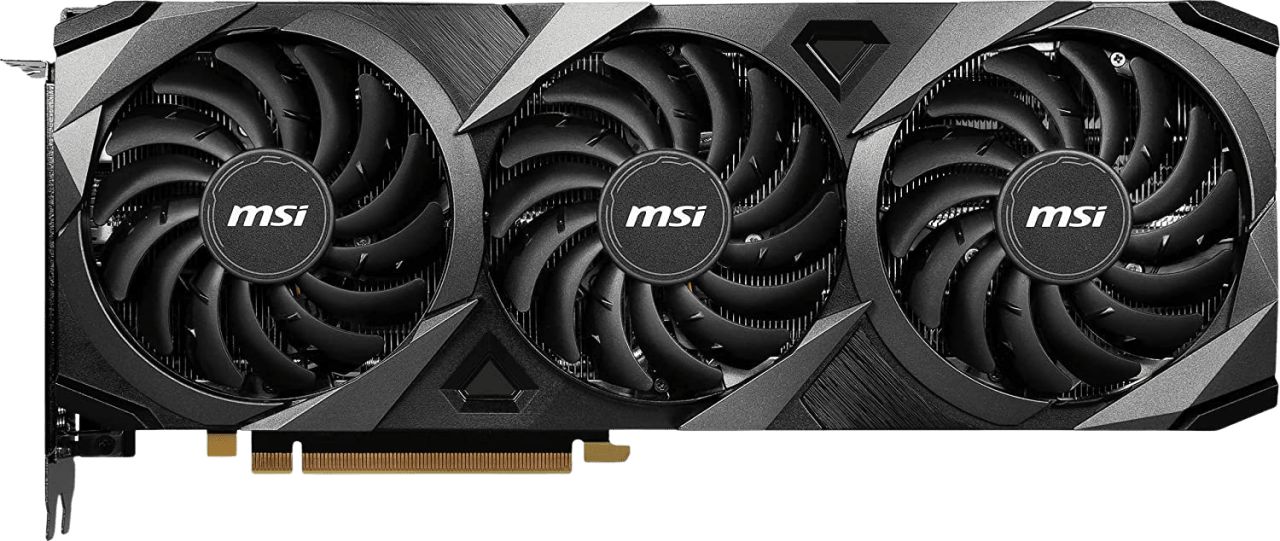 Schwarz MSI GeForce RTX 3070 Ti Ventus 3X 8G OC Grafikkarte.1