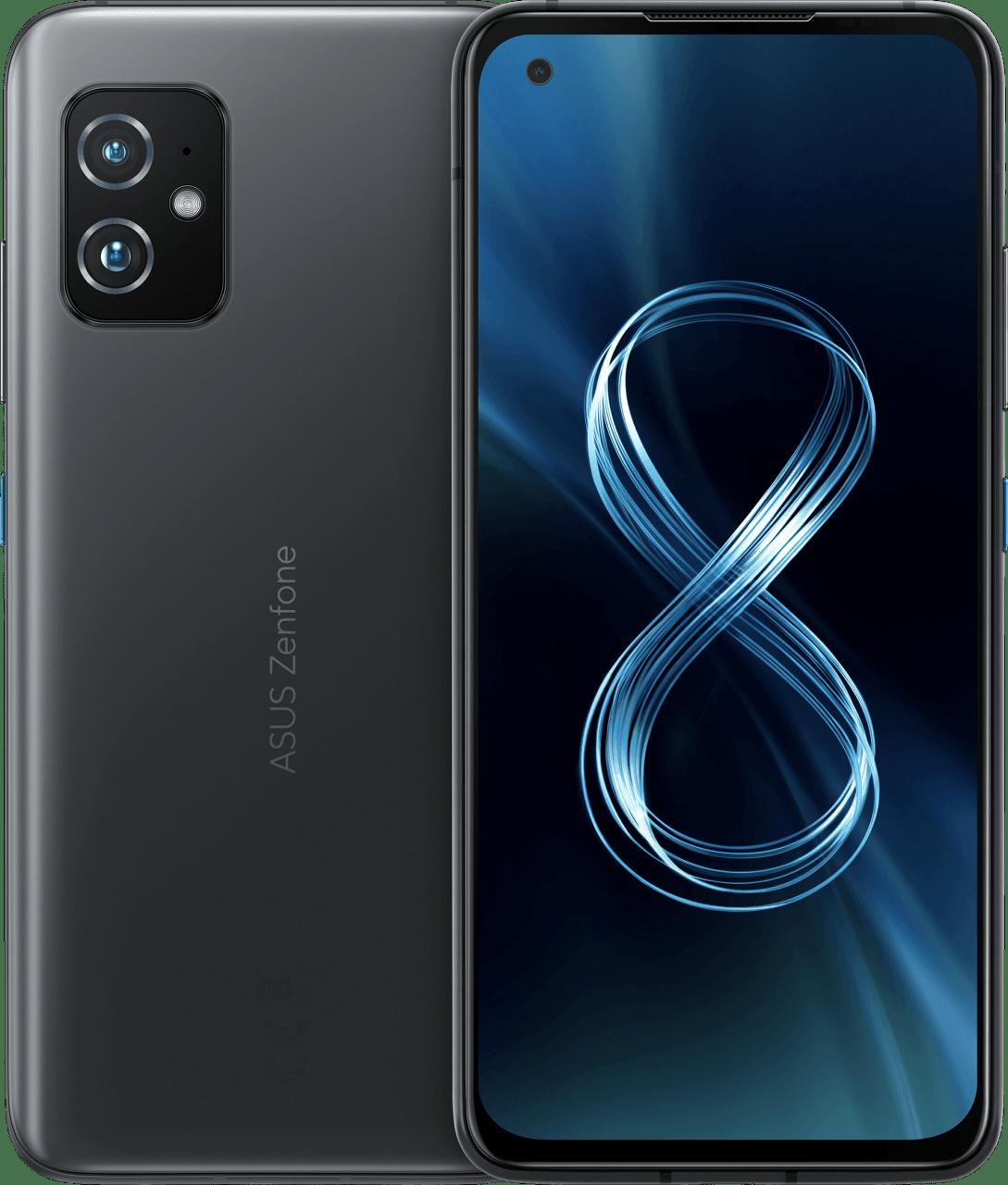 Black Asus Smartphone Zenfone 8 - 256GB - Dual Sim.1