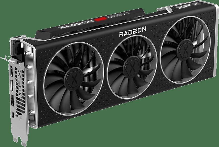 Black XFX Speedster MERC319 Radeon RX 6900 XT Tarjeta gráfica.1