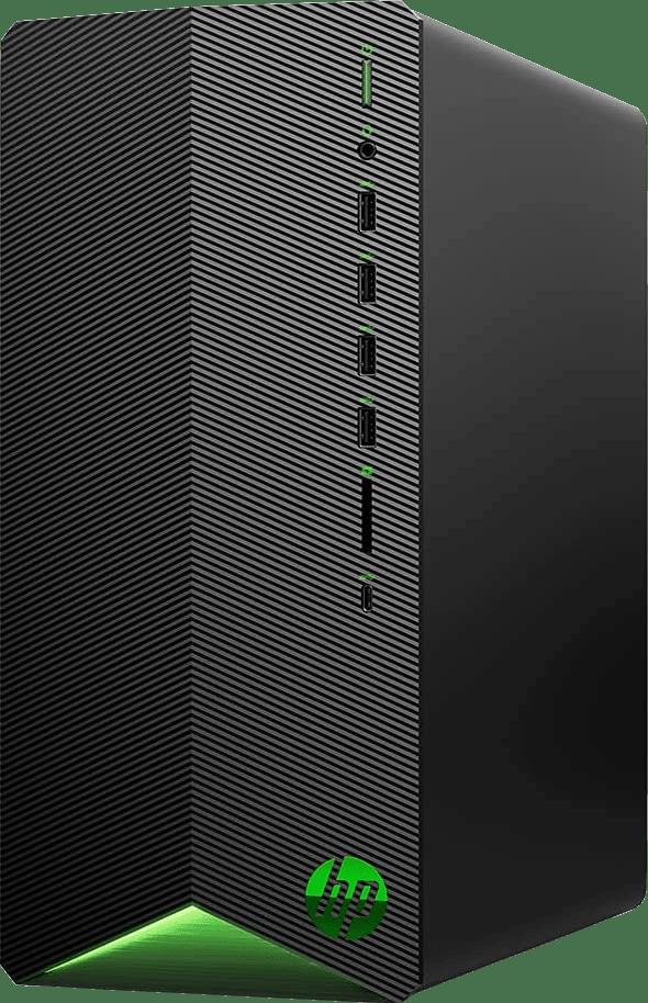 Shadow Black HP TG01-2012ng - Gaming Desktop - Intel® Core™ i7-11700F - 32GB - 1TB SSD + 1TB HDD - NVIDIA® GeForce® RTX 3060 Ti (8GB).1