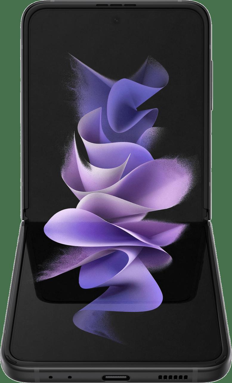 Negro Samsung Smartphone Galaxy Flip 3 - 128GB - Dual Sim.5