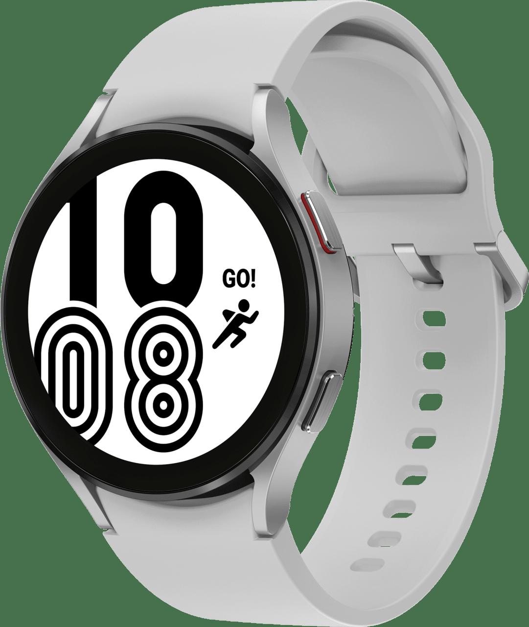 Plata Samsung Galaxy Watch4 LTE, 44mm.1