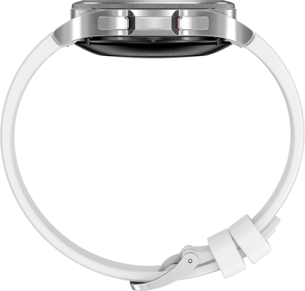 Silver Samsung Galaxy Watch4 Classic LTE, 42mm.4