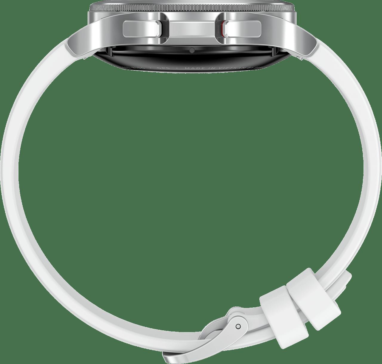 Silver Samsung Galaxy Watch4 Classic, 42mm.4