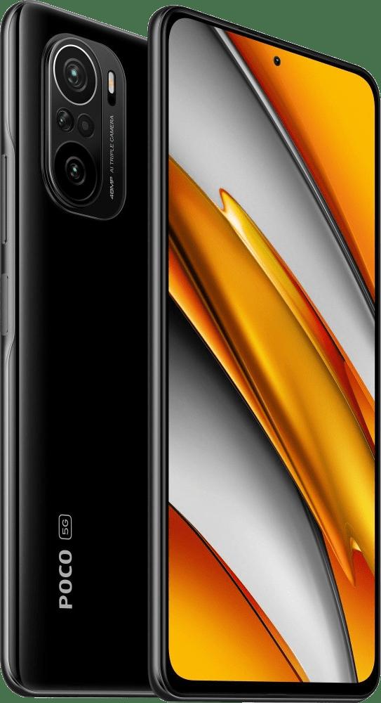Night Black Xiaomi Smartphone Poco F3 - 128GB - Dual SIM.4