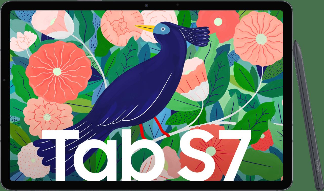 Schwarz Samsung Tablet Galaxy Tab S7 (2020) - 4G - Android™ 10 - 128GB.1
