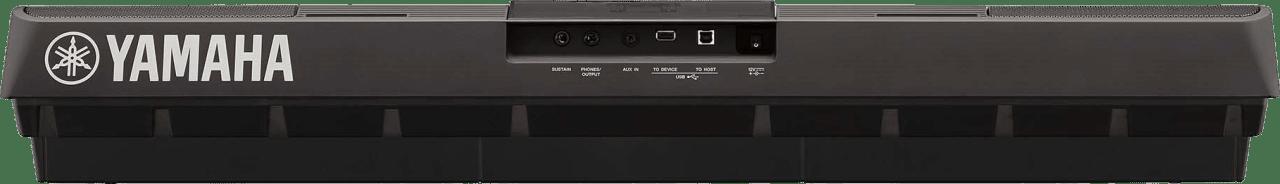 Schwarz Yamaha PSR-E463 Tragbares Keyboard mit 61 Tasten.3