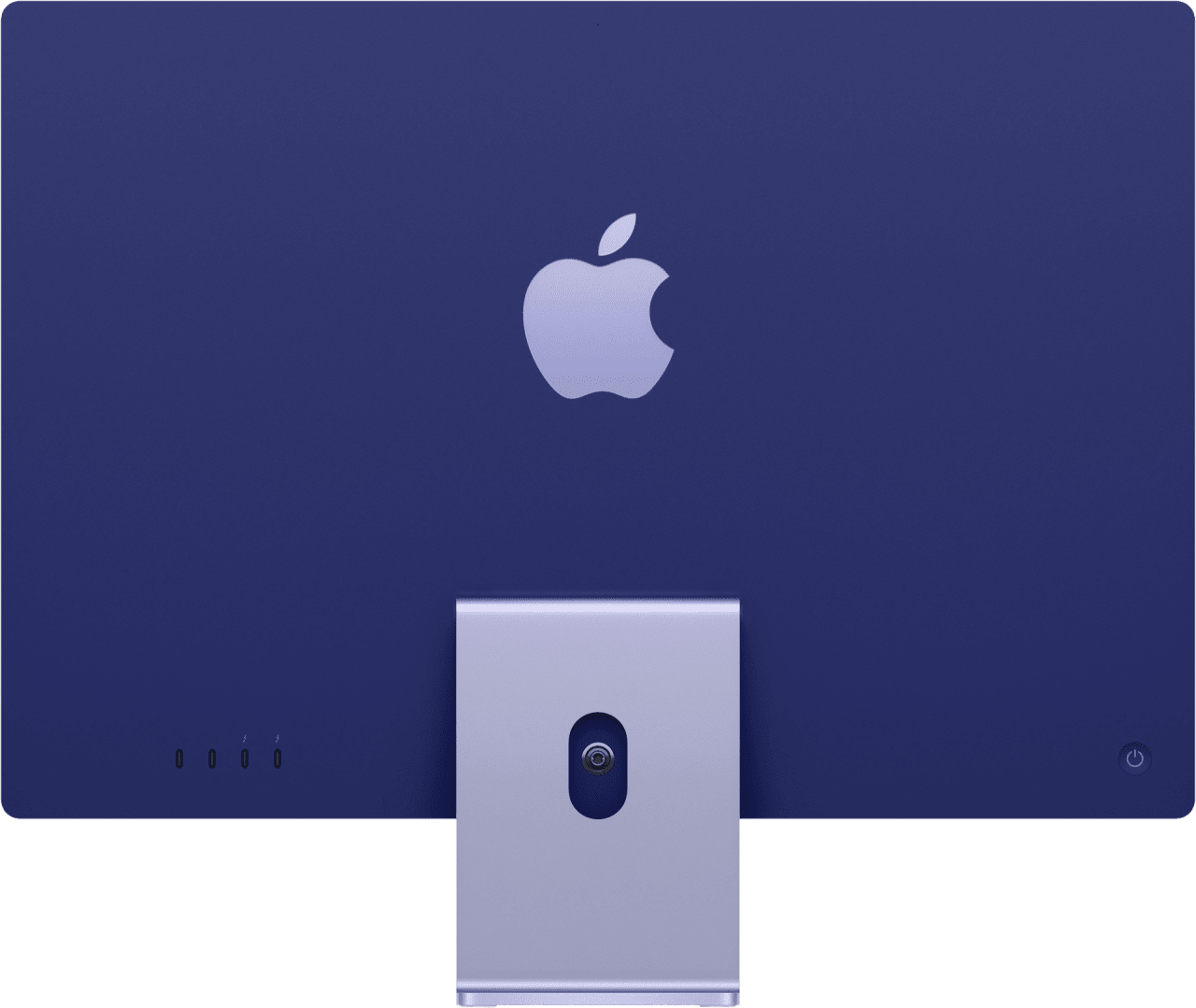 "Violett Apple 24"" iMac (Mid 2021) - English (QWERTY) All-in-One PC - Apple M1 - 16GB - 512GB SSD - Apple Integrated 8-core GPU.2"