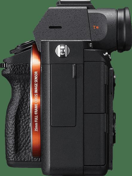 Black Sony ALPHA 7 III Body (ILCE7M3) System Camera.4