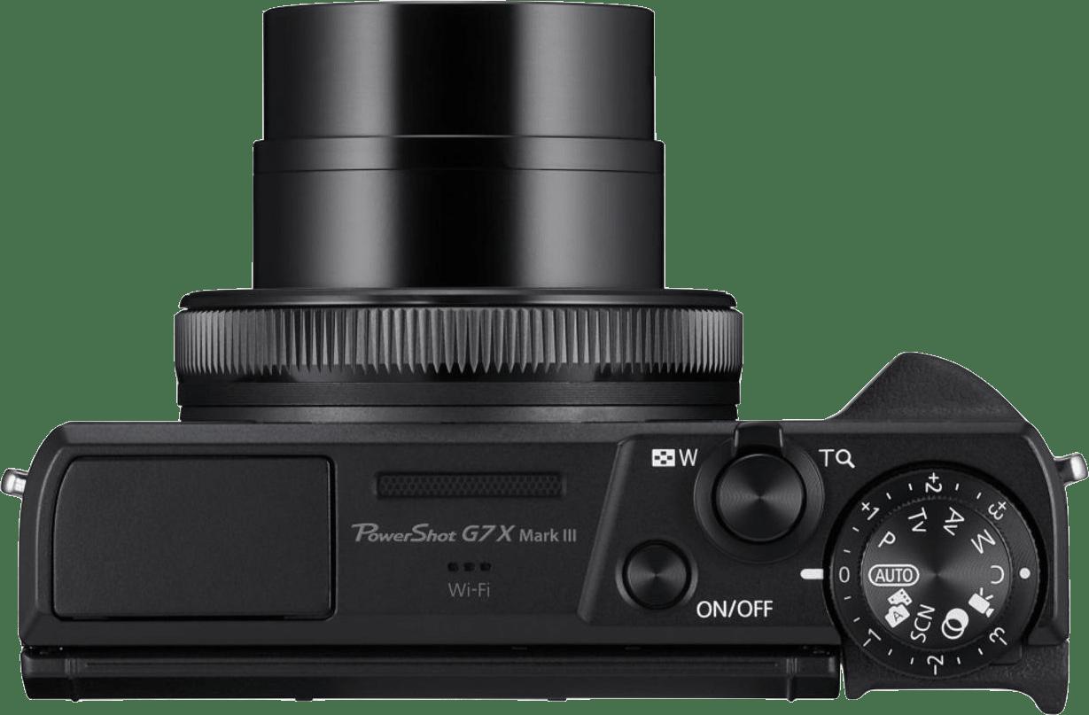 Black Canon PowerShot G7X Mark III Camera.5