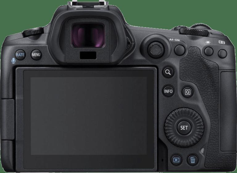 Black Canon EOS R5 (Body) System Camera.3
