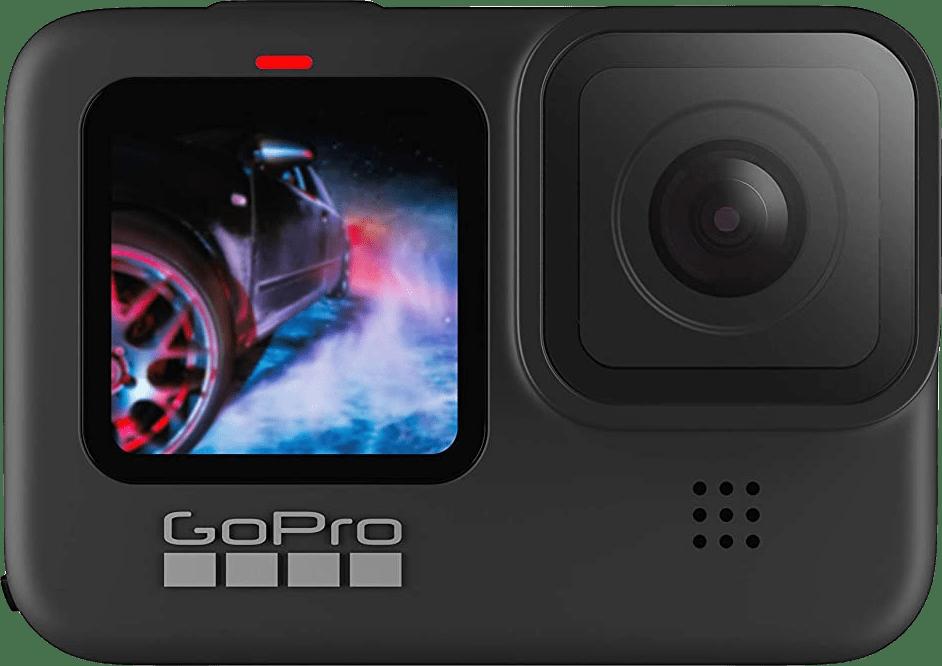 Black GoPro Hero9 Action Camera.1