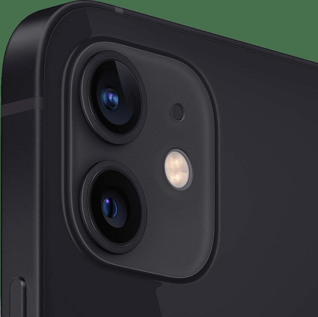 Black Apple iPhone 12 - 64GB - Dual SIM.4