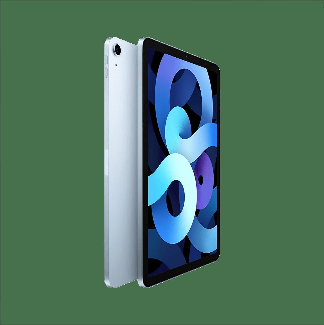 Sky Blue Apple iPad Air (2020) - LTE - iOS14 - 64GB.2