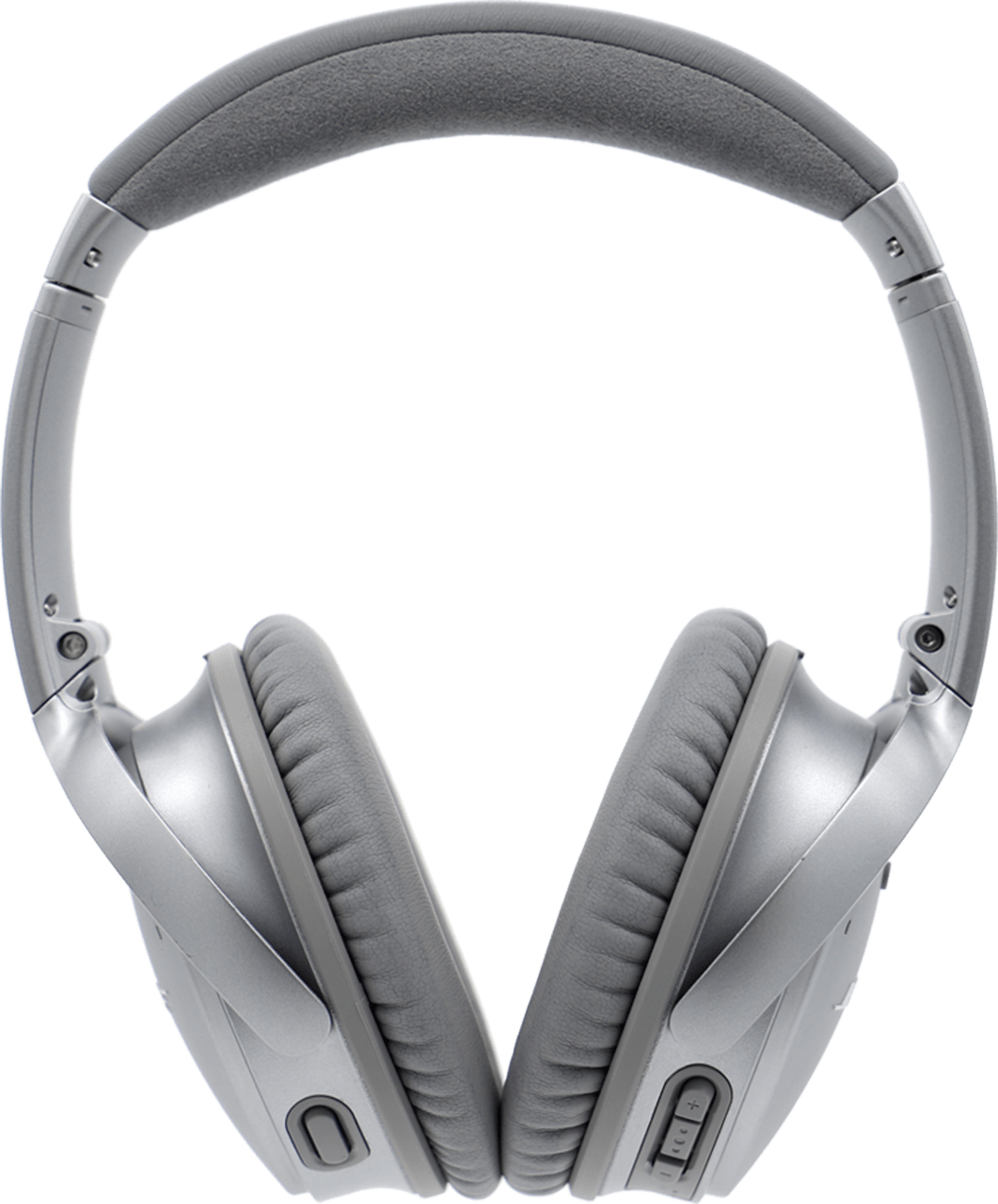 Silver Bose Quietcomfort 35 II Noise-cancelling Over-ear Bluetooth Headphones.2