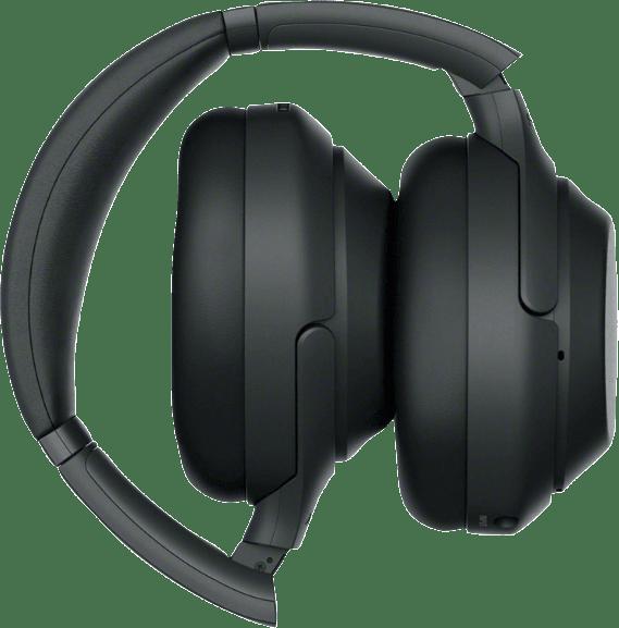 Black Sony WH-1000 XM3 Over-ear Bluetooth Headphones.4