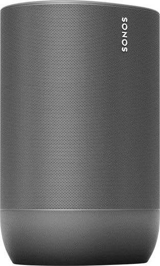 Black SONOS Move Smart Speaker.3