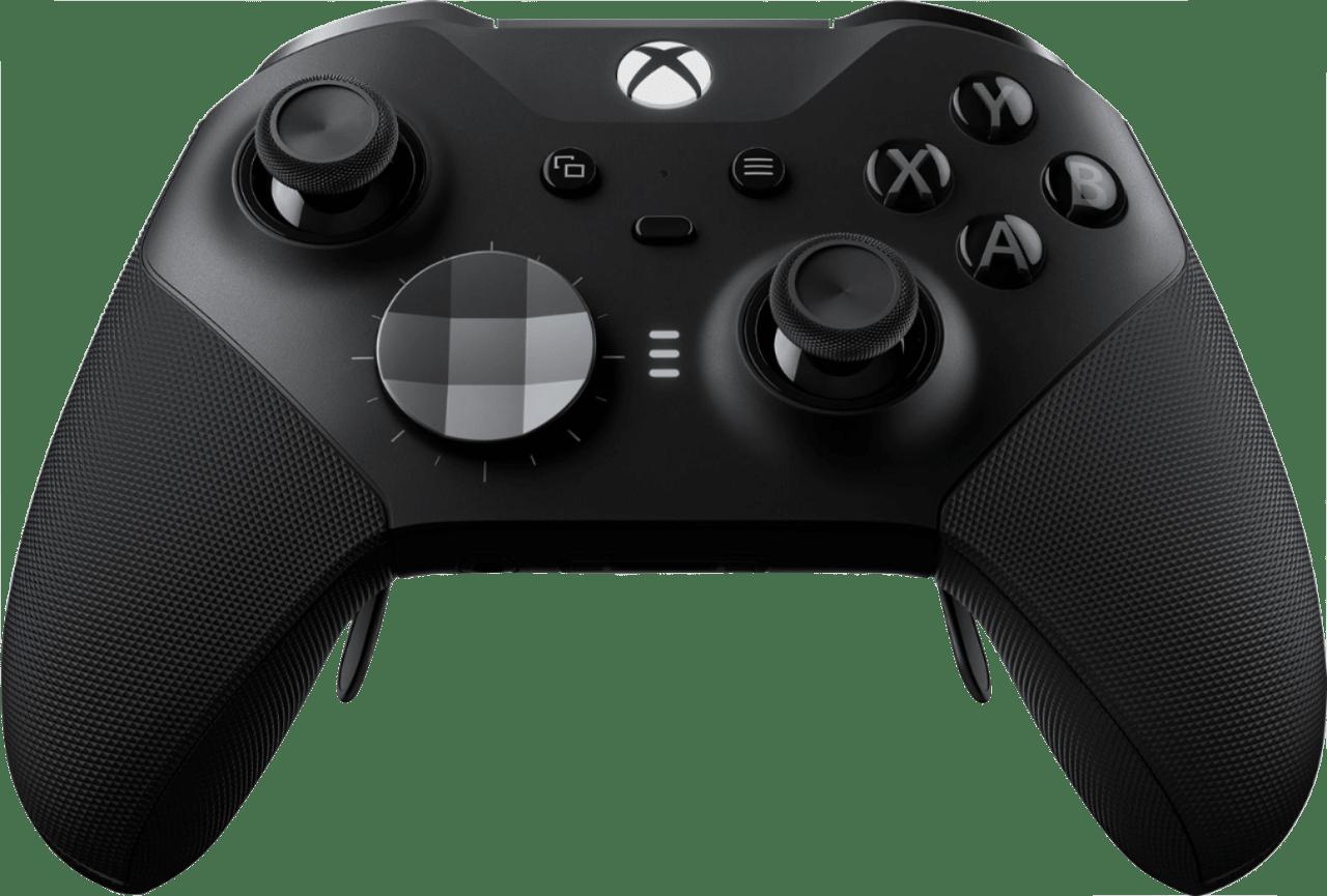 Black Microsoft Xbox Elite Wireless Controller Series 2.1