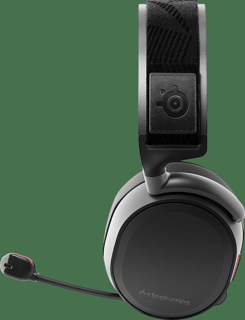 Black SteelSeries Arctis Pro Wireless.3