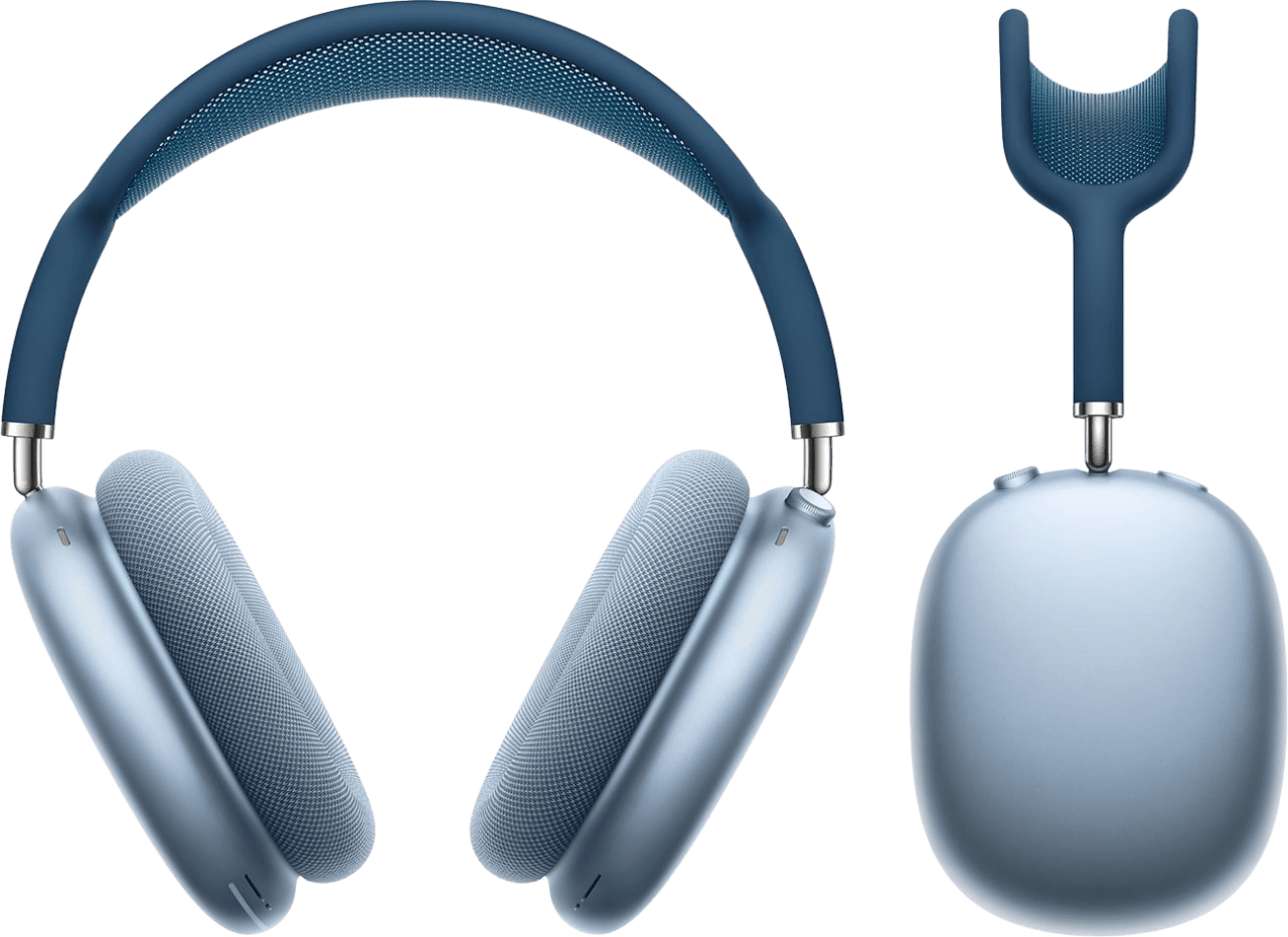 Apple AirPods Max Noise-cancelling Over-ear Bluetooth Headphones.2