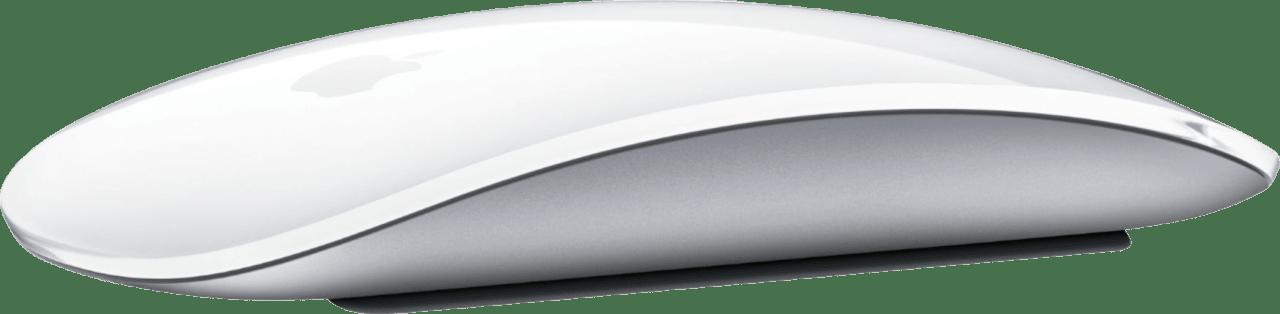 Silver Apple Magic Mouse 2.1