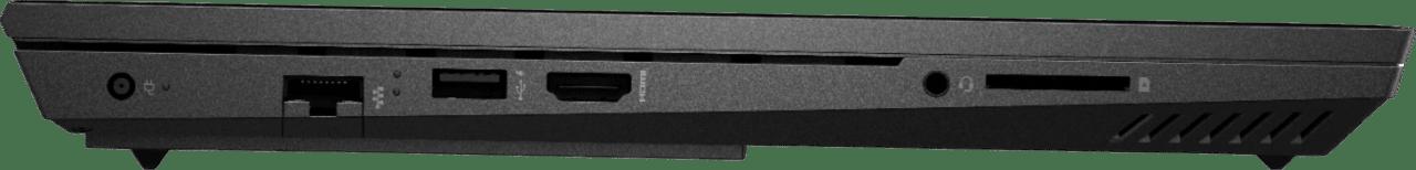Black HP OMEN - Gaming Laptop - Intel Core i7 - 16GB - NVIDIA GeForce RTX 3070 - 512GB SSD.2
