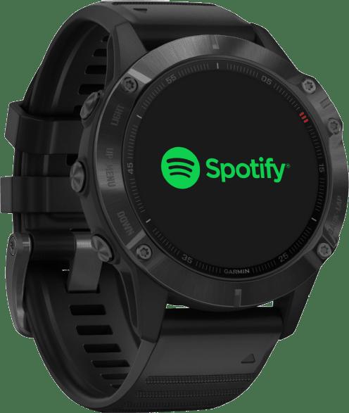 Black Garmin Fenix 6 Pro GPS Sports watch, 47mm.4