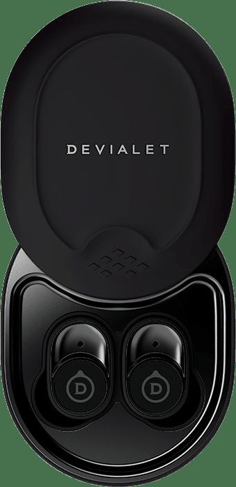 Mat Zwart Devialet Gemini Draadloze Ruisonderdrukkende In-ear Bluetooth Hoofdtelefoon.2