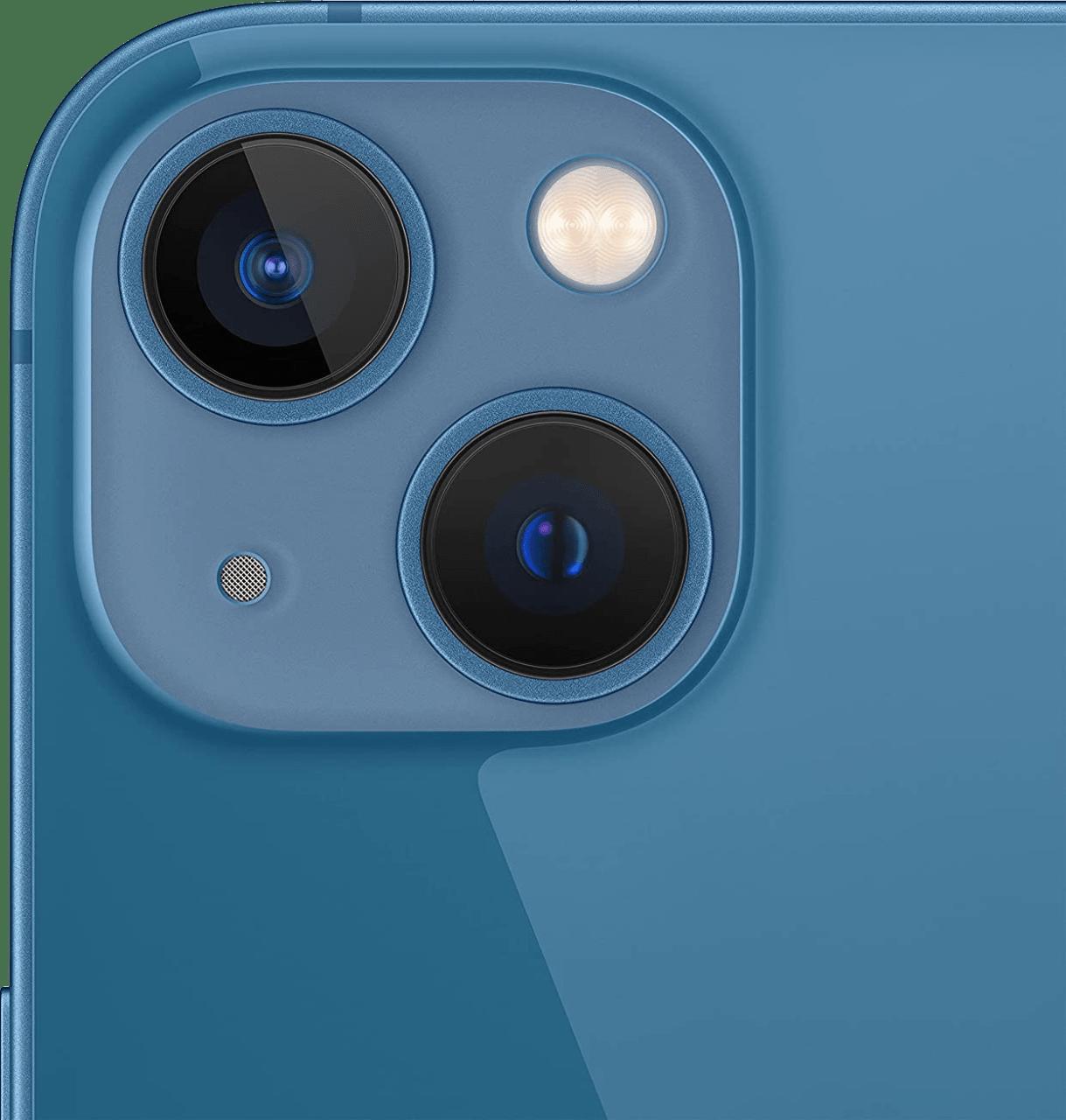 Blau Apple iPhone 13 mini - 256GB - Dual SIM.3