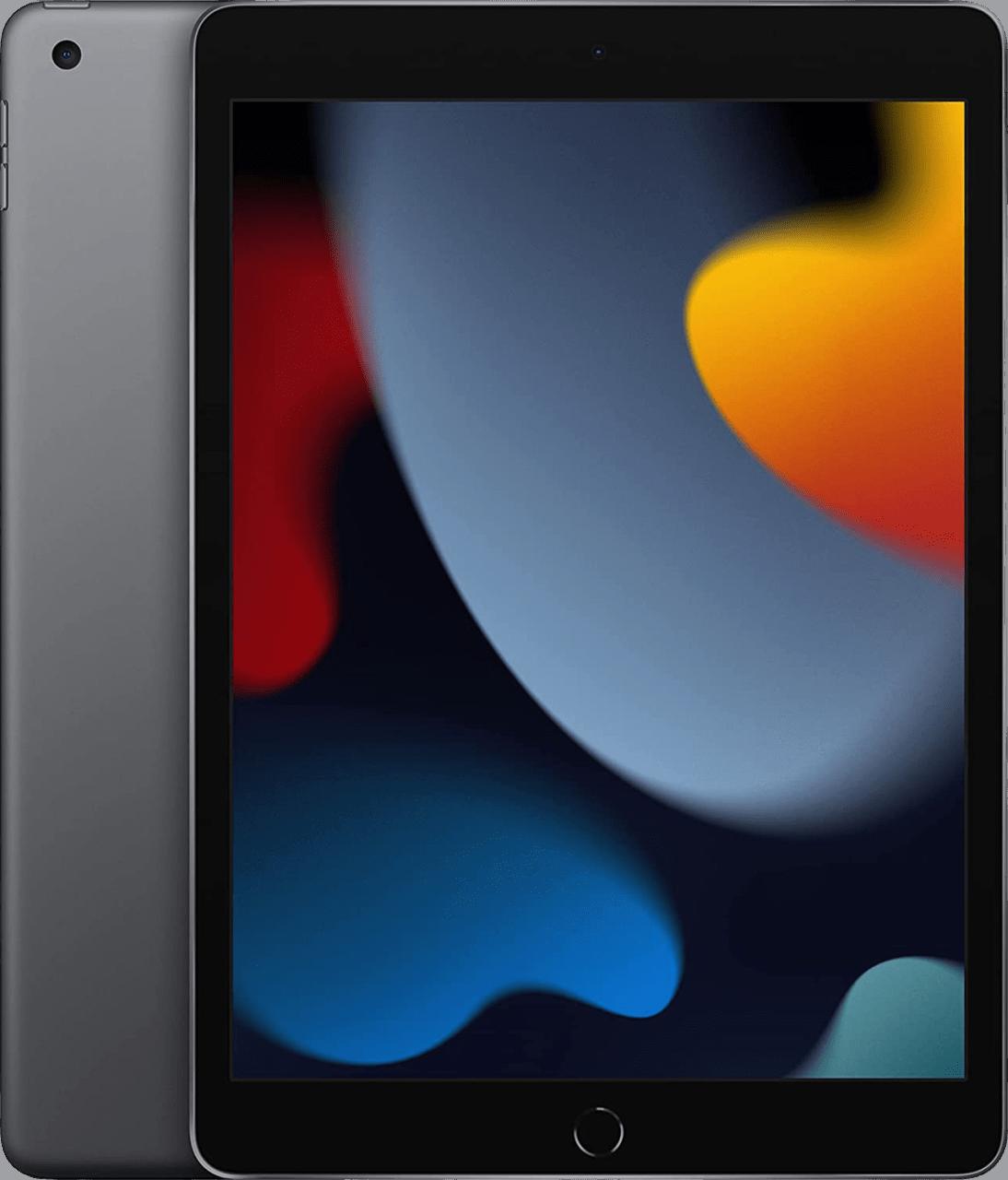 Space Grey Apple iPad (2021) - WiFi - iOS 15 - 64GB.1