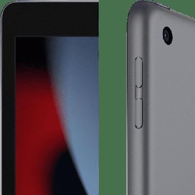 Space Grey Apple iPad (2021) - WiFi - iOS 15 - 64GB.2
