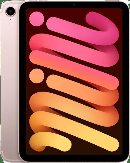 Rosado Apple iPad mini (2021) - WiFi - iOS 15 - 64GB.1
