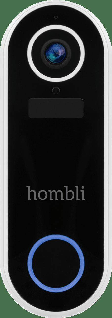 Negro Hombli Timbre Inteligente 2.1