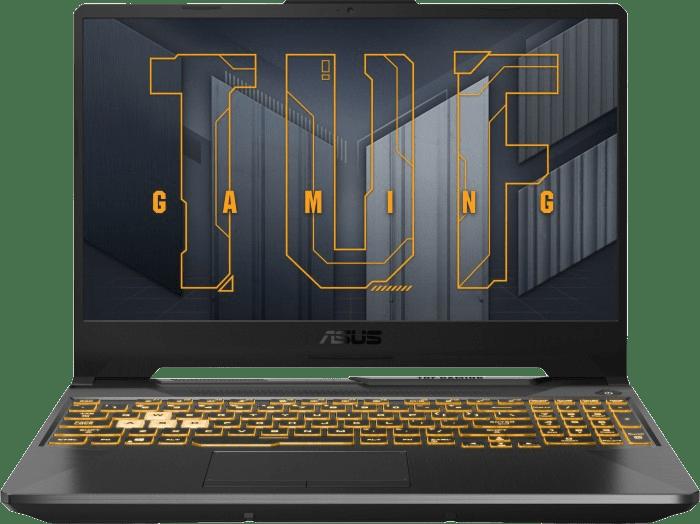 Schwarz Asus TUF Gaming A15 FA506QR-HN006T - Gaming Notebook - AMD Ryzen™ 7 5800H - 16GB - 512GB SSD - NVIDIA® GeForce® RTX 3070.1