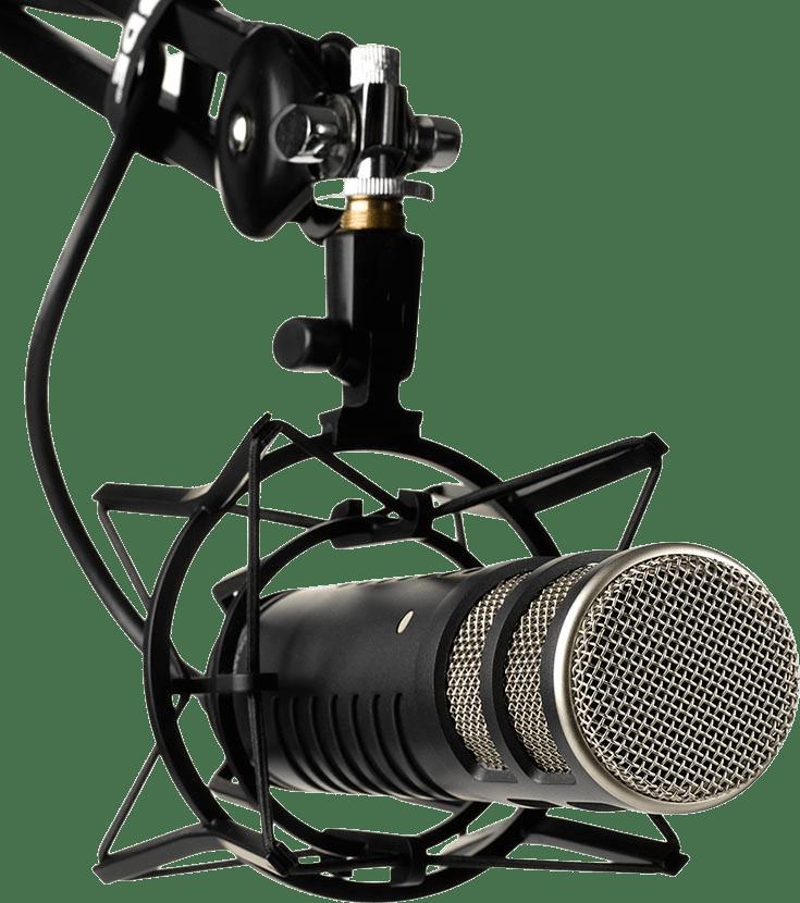 Black Rode Procaster Dynamisches Großmembran-Mikrofon.2